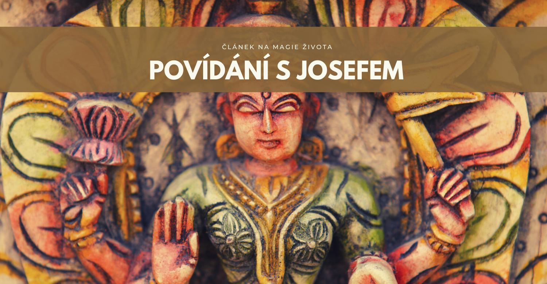Jóga Spiritualita Indie Buddha Rozhovor