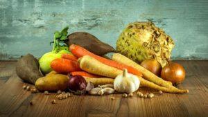sezónní potraviny, mikrobiom, kvalita potravin